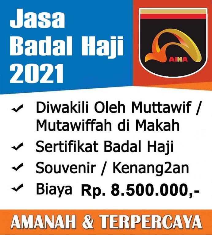 Umroh Promo Murah badal-haji-2021 Jasa Badal Haji