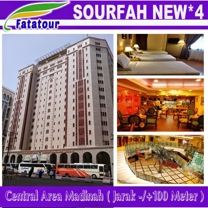 Umroh Promo Murah SOURFAHHOTEL hotel new sourfah madinah