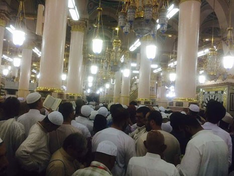 Umroh Promo Murah antrian-raudah Berkahnya Kota Madinah di Bulan Ramadhan