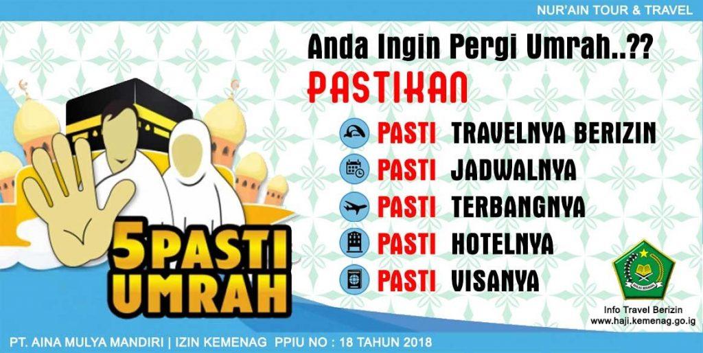 Umroh Promo Murah lima-pasti-umrah-1024x514 Hindari Biro Travel Umroh Bermasalah