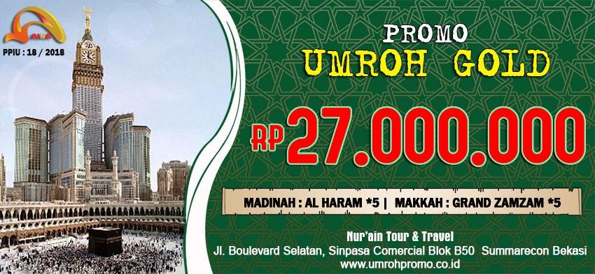 Umroh Promo Murah promo-gold Program Umroh Promo 2019