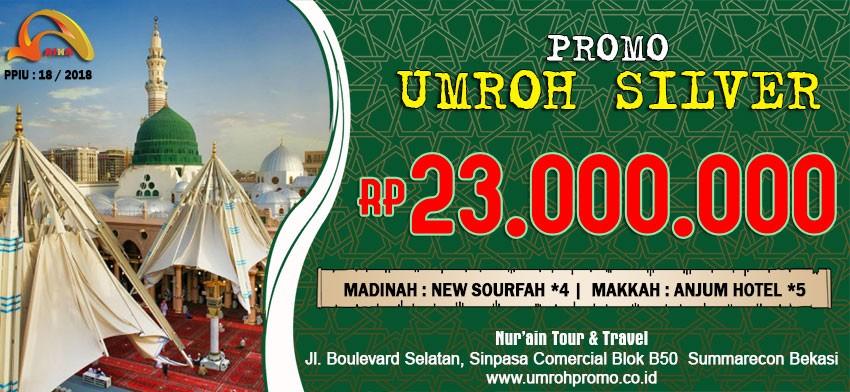 Umroh Promo Murah promo-silver Program Umroh Promo 2019