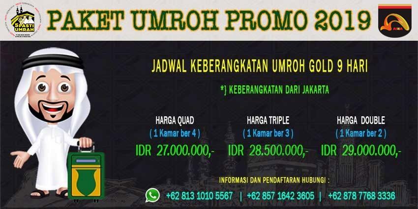 Umroh Promo Murah umroh-promo-gold Jadwal Paket Umroh Promo